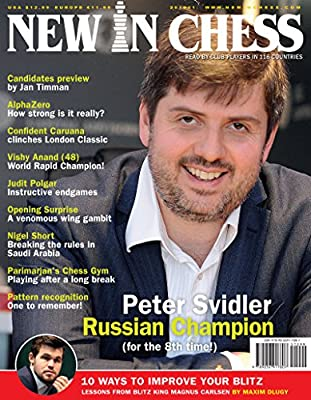 New In Chess Magazine 2018/1: Read by Club Players in 116 Countries