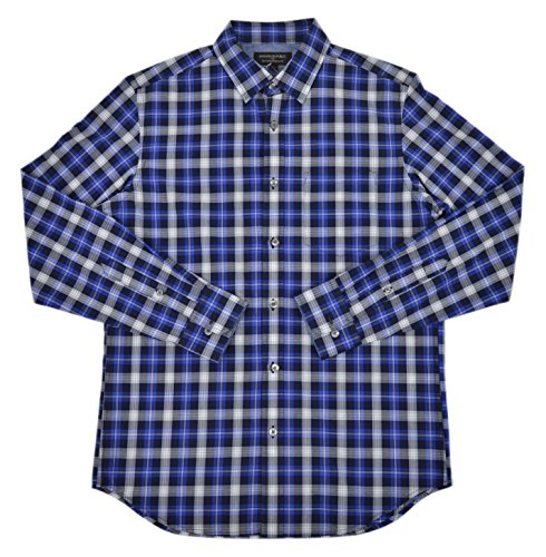 Banana Republic Men's Soft Wash Standard Fit Shirt Blue Small