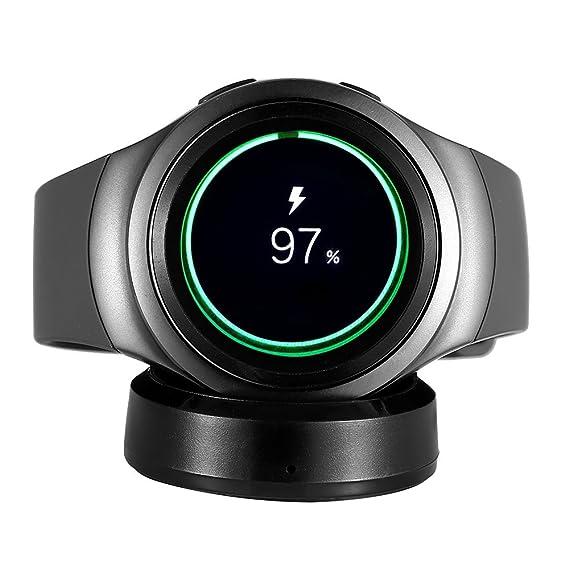 Amazon.com: New-Hi 5V LED Black Travel Wireless Charging ...