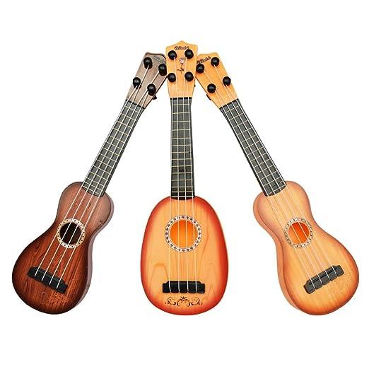 Guitarra Musical de Fruta, Ukelele, Juguete Educativo para niños ...