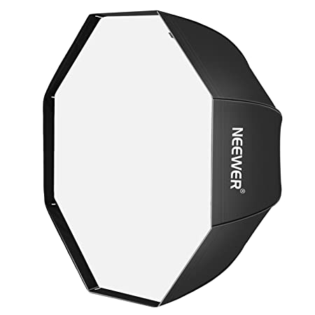 Neewer 47&quot;/120cm Octagonal Speedlite, Studio Flash, Speedlight Umbrella Softbox with Carrying Bag for Portrait or Product Photography <span at amazon