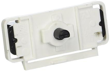 Frigidaire 131628900 Interruptor, secador, Push to Start
