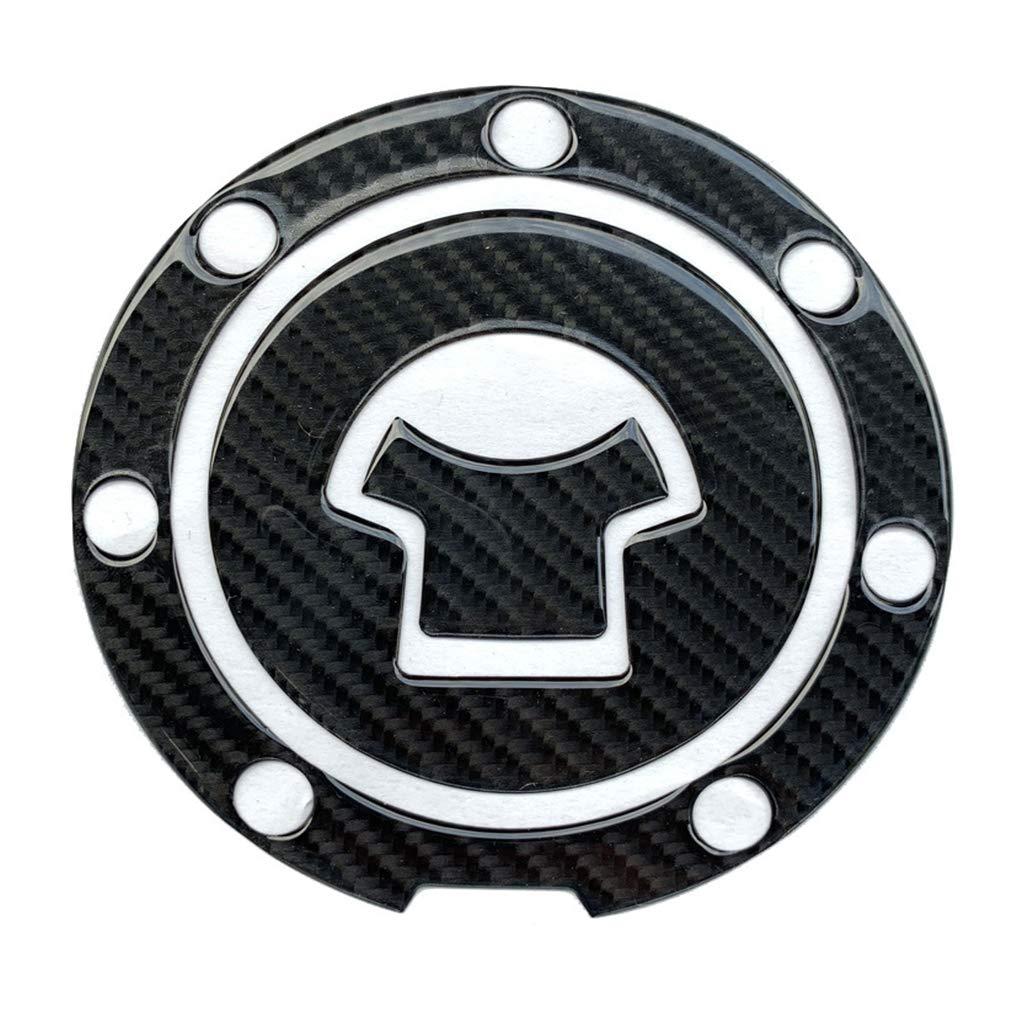 Autocollant de protection de r/éservoir de gaz Pour r/éservoir de moto avec triple pince Pour Kawasaki Yamaha