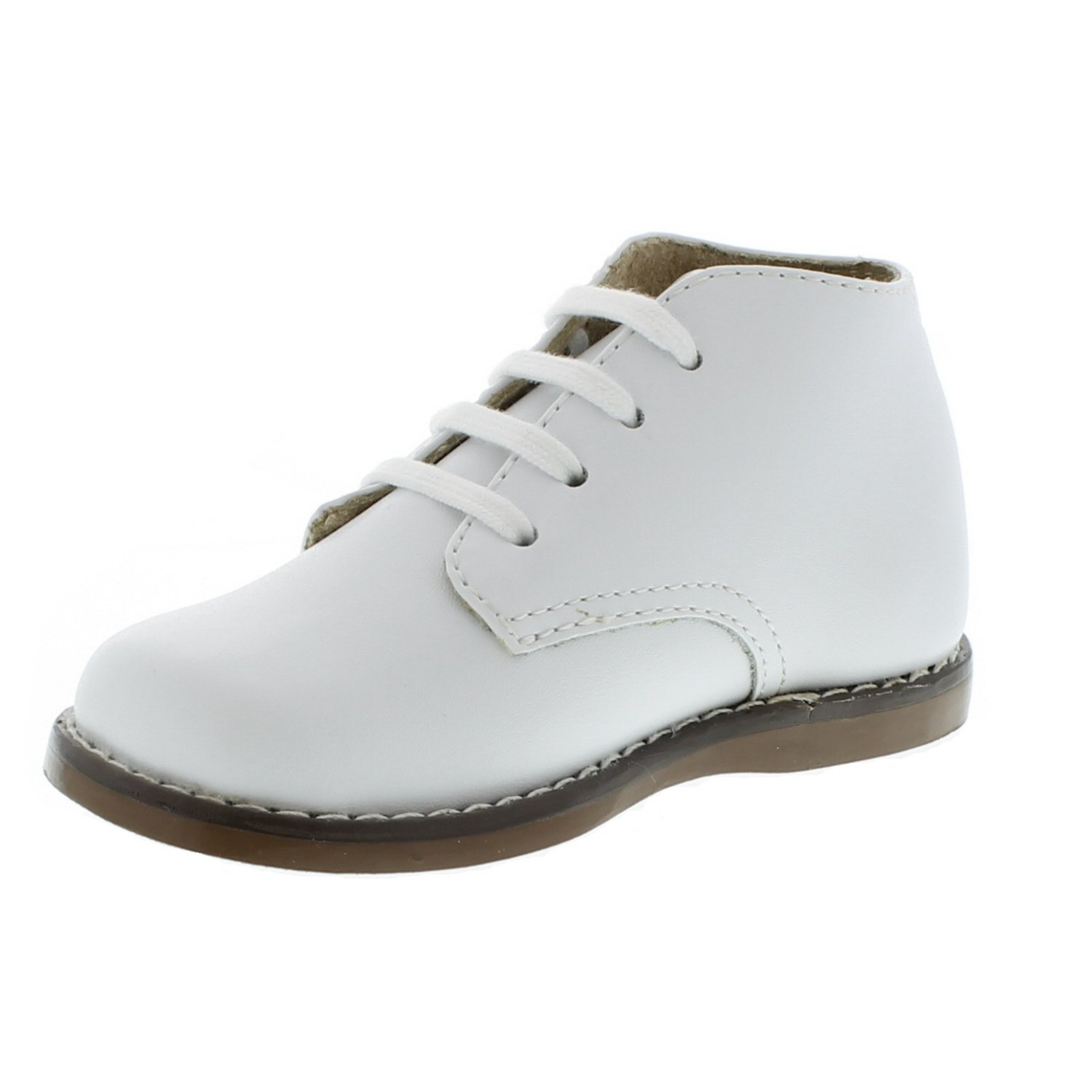 FootMates Unisex Todd 3 (Infant/Toddler) White Oxford 4 Toddler M/W by FOOTMATES (Image #5)