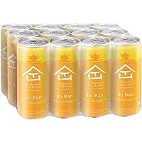 Authentic Tea House Jin Ban Chrysanthemum Tea, 300ml (Pack of 12)