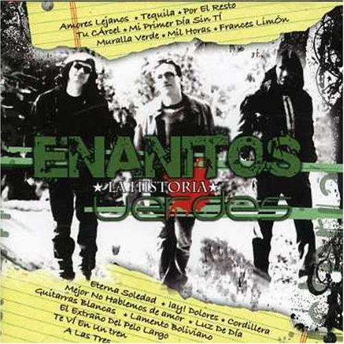Enanitos Verdes Historia Music