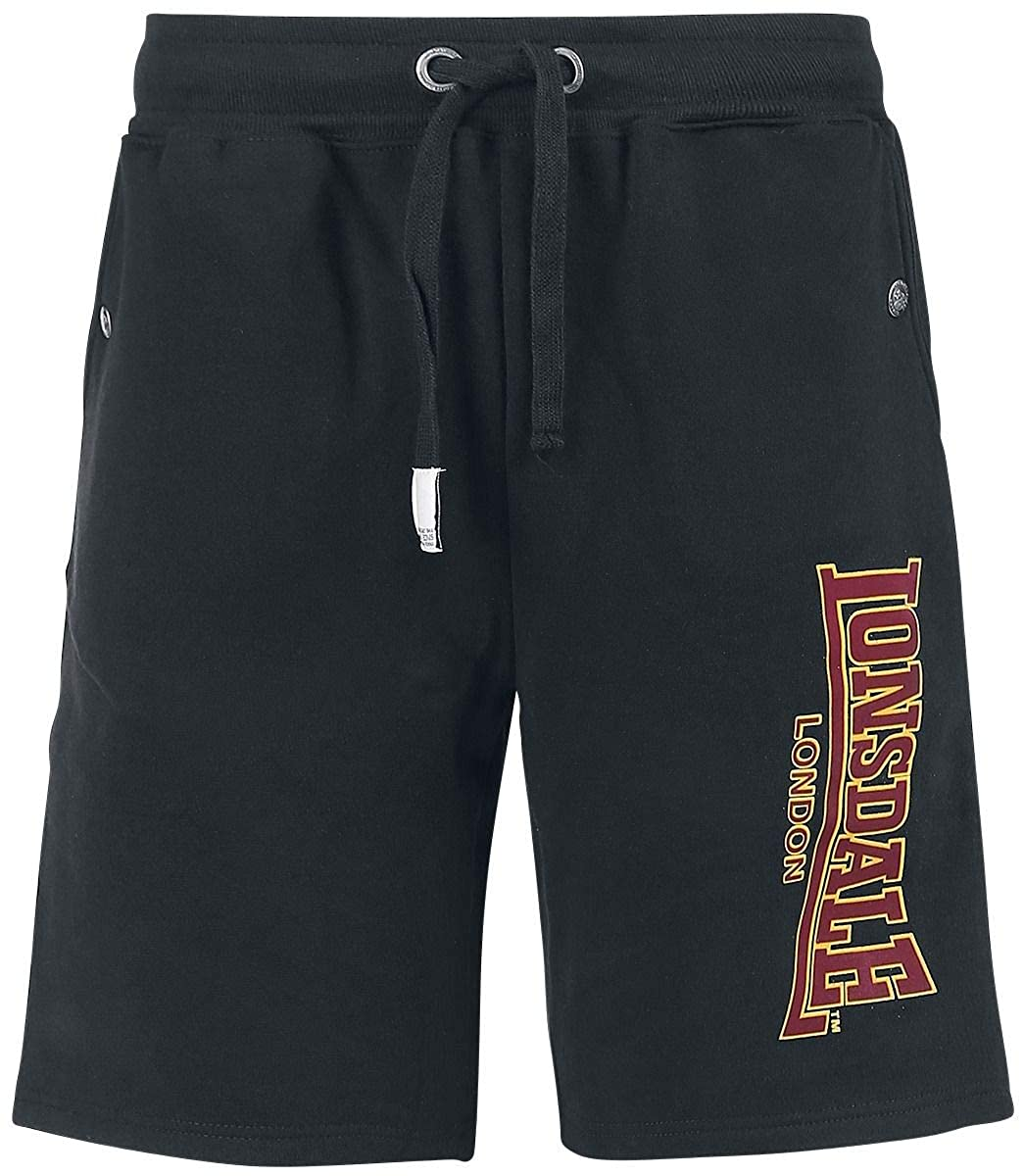 Lonsdale London Upton Shorts schwarz