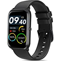 MorePro Fitness Tracker, Activity Tracker with Blood Pressure & Heart Rate Monitor, IP68 Waterproof Smart Watch for…