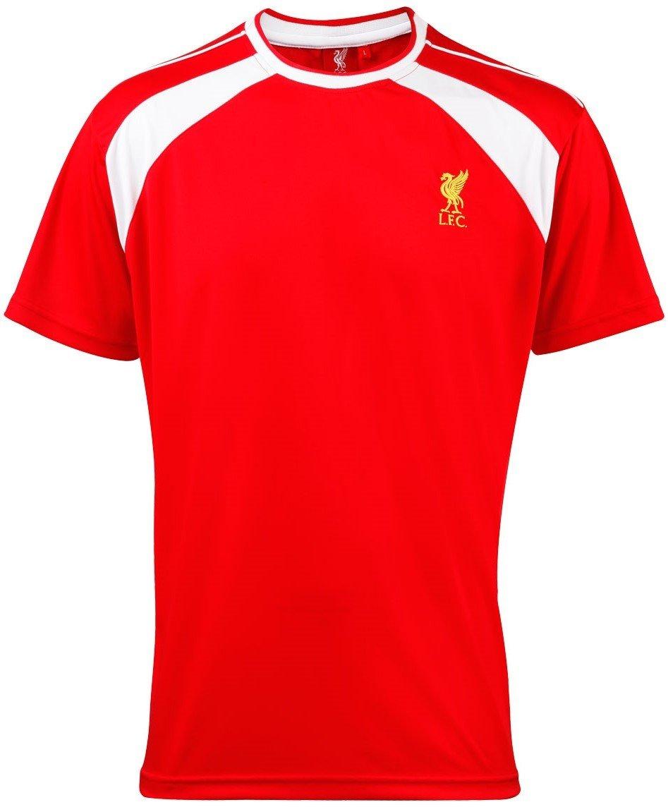 Liverpool camiseta de fútbol oficial niños Unisex libre impresión por swagwear, niña Niños, Clubs Colours, 12/13: Amazon.es: Deportes y aire libre