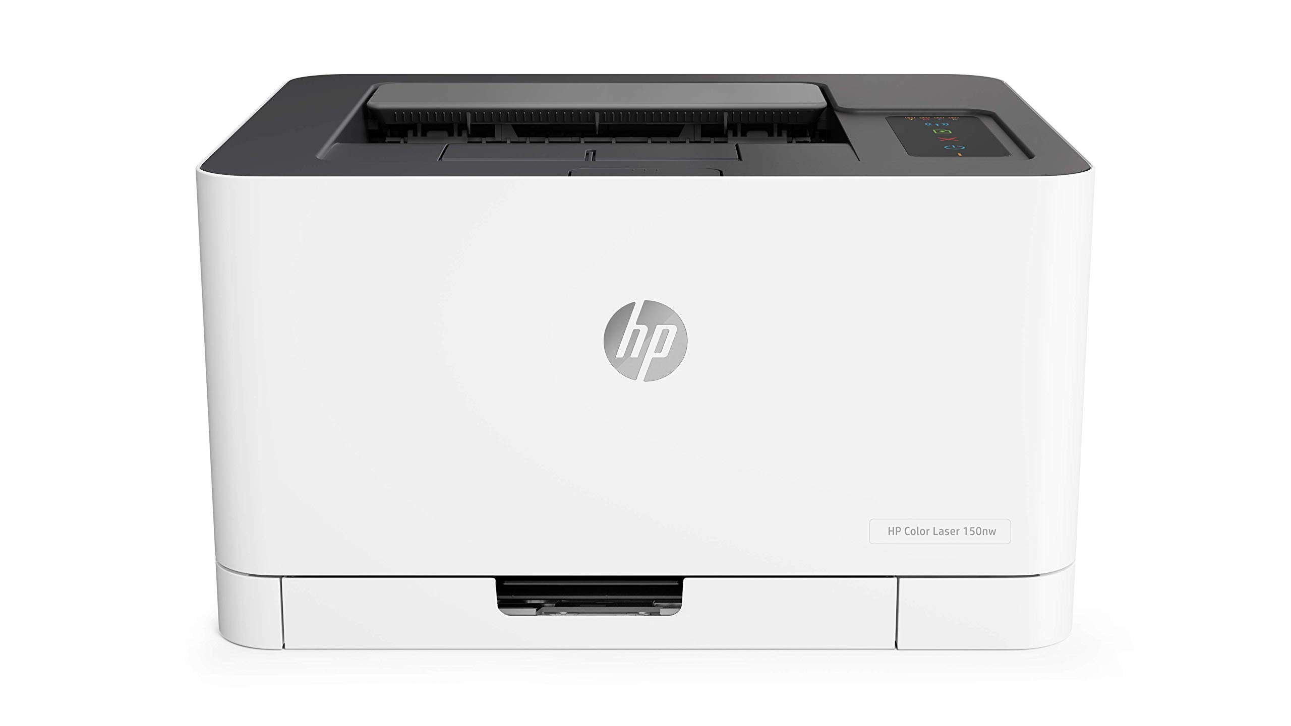 HP Colour Laser 150nw Wireless Printer, White