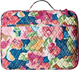 Vera Bradley Laptop Organizer, Signature Cotton, Superbloom