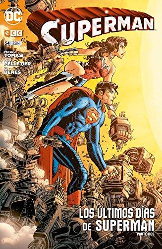 Superman 54 (Superman (Nuevo Universo DC)) par TOMASI