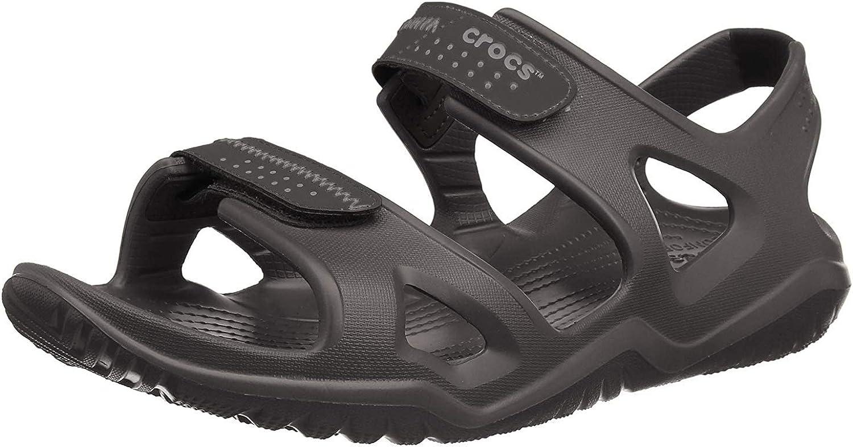 Crocs Swiftwater River Sandal M, Sandalias para Hombre
