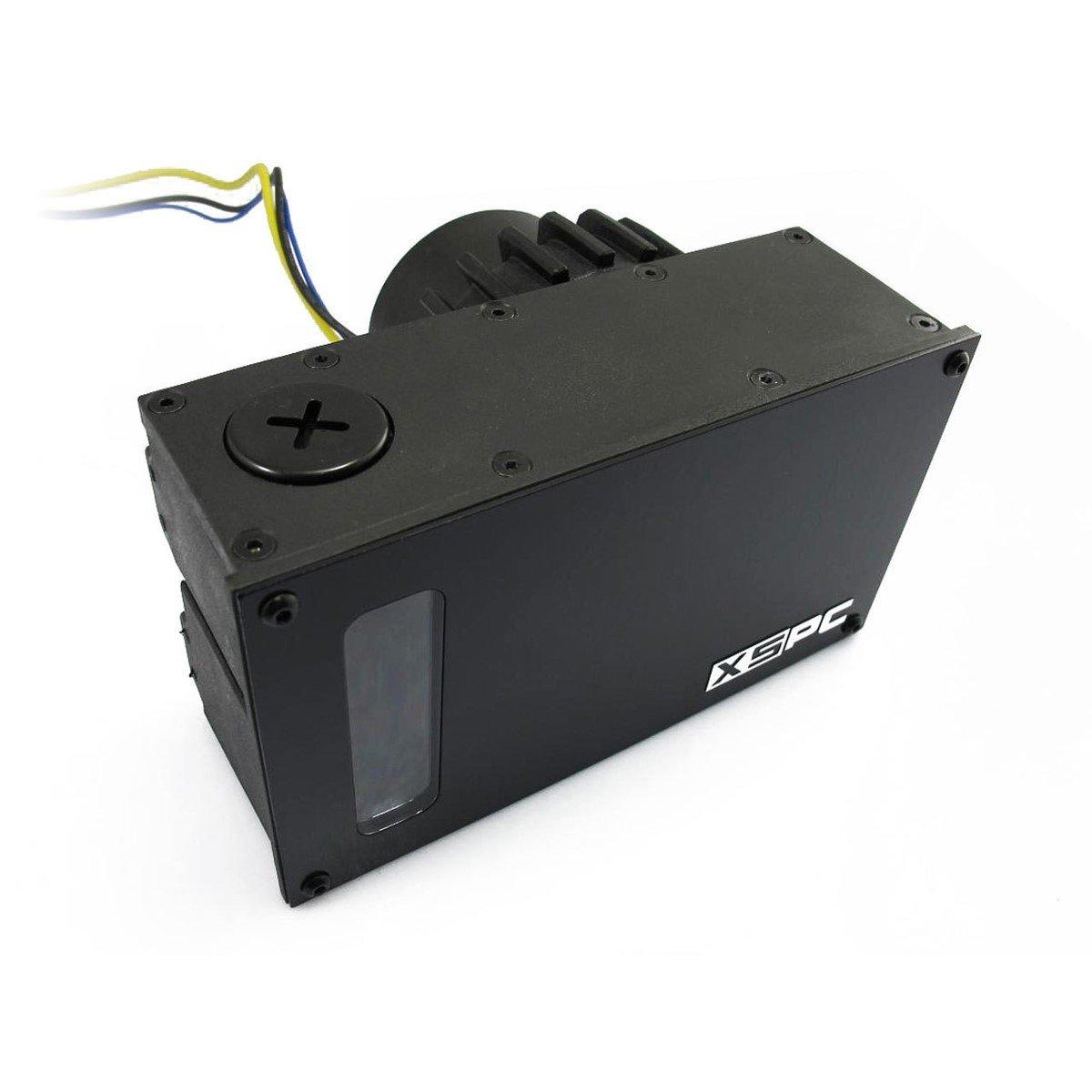 XSPC D5 Dual Bay Reservoir/Pump Combo V2 (SATA Power)