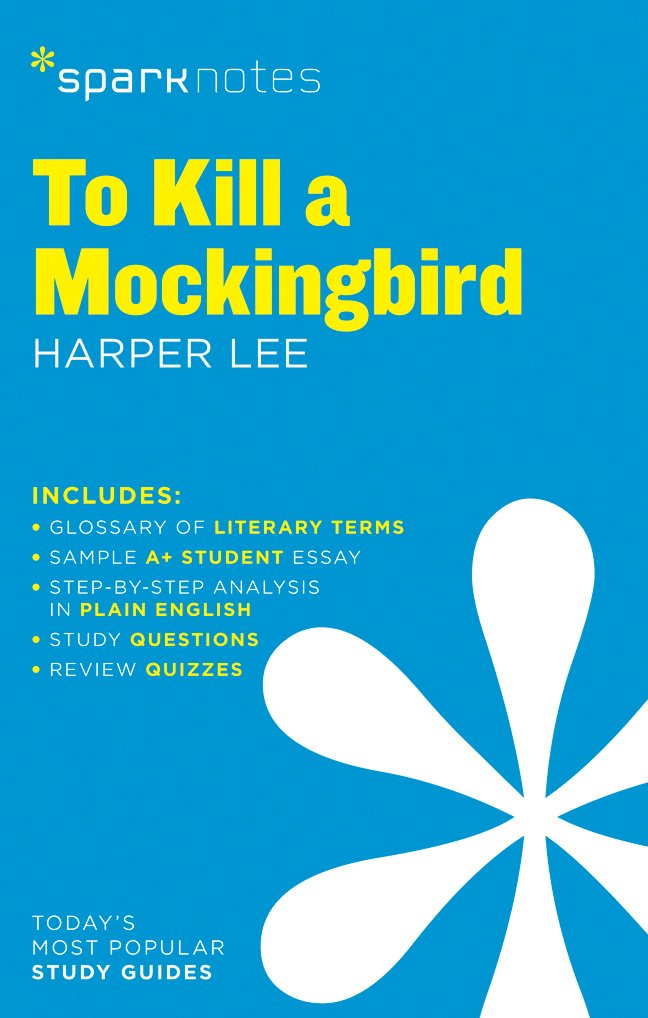 Download To Kill a Mockingbird SparkNotes Literature Guide (SparkNotes Literature Guide Series) pdf