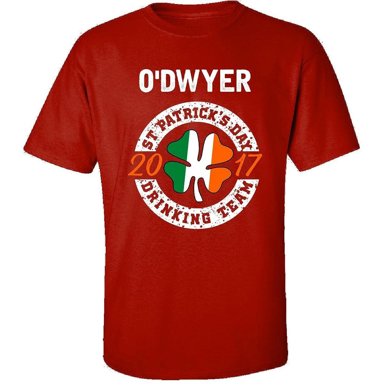 Odwyer St Patricks Day 2017 Drinking Team Irish - Adult Shirt