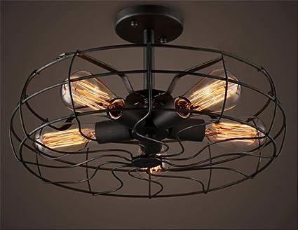 Retro Industrie Design Deckenleuchten Im Loft Style Esszimmer Vintage Hngeleuchte Lampe Wohnzimmer Mode Kreative