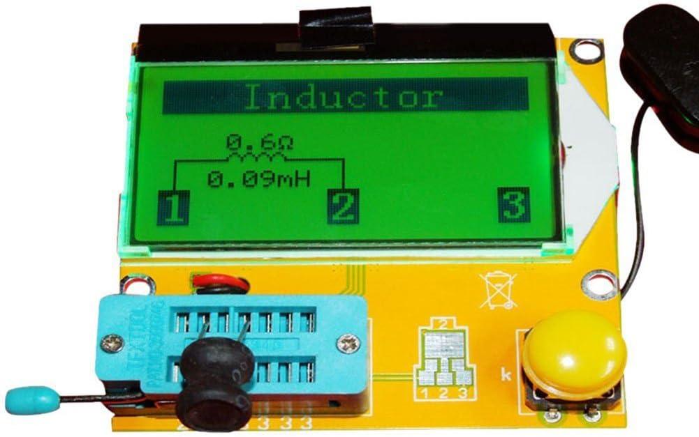 Hrph LCR-T4 ESR Medidor Transistor Probador Diodo Triode ...