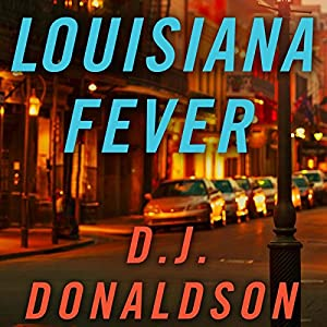 Louisiana Fever Audiobook
