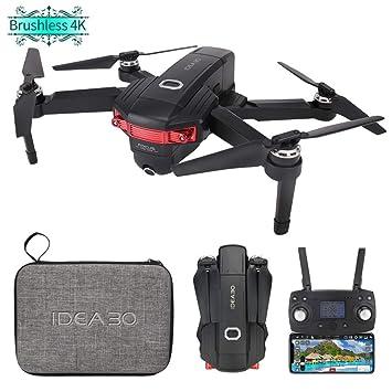 le-idea IDEA30 Drone con Camara HD, 4K sin Escobillas Drones con ...