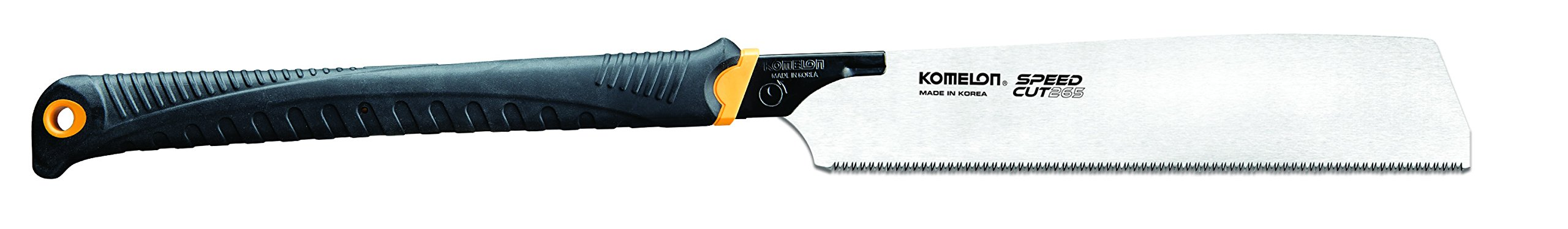 Komelon OS-265 Speed Cut Carpenter Saw, 10.5'', Black