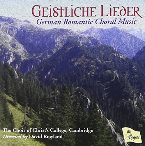 German Romantic Choral Music (German Romantic Organ Music)