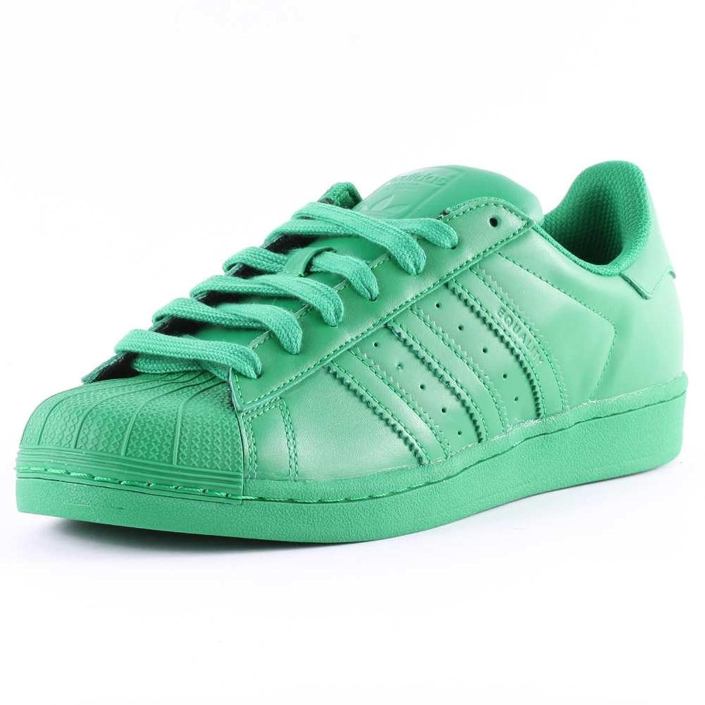 adidas superstar femme vert d'eau
