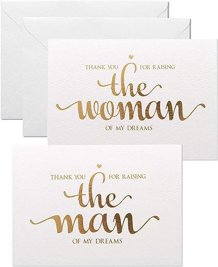 Amazon.com: Magjuge - Juego de tarjetas de felicitación para ...