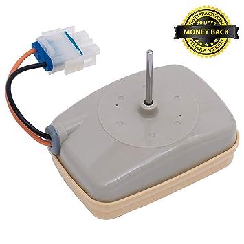 Motor de ventilador evaporador para refrigerador WR60X10141 para ...