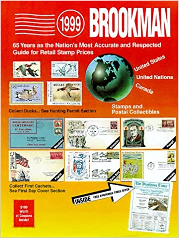 1999 Brookman: United States, United Nations & Canada Stamps