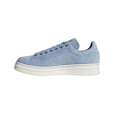 buy popular 195c1 cf799 Adidas Stan Smith New Bold W Raw Grey Raw Grey Off White Amazon.fr  Chaussures et Sacs