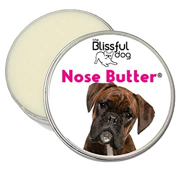 The Blissful Dog Brindle Boxer Nose Butter, 2-Ounce: Amazon