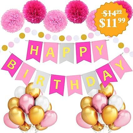 Amazon Birthday Decorations