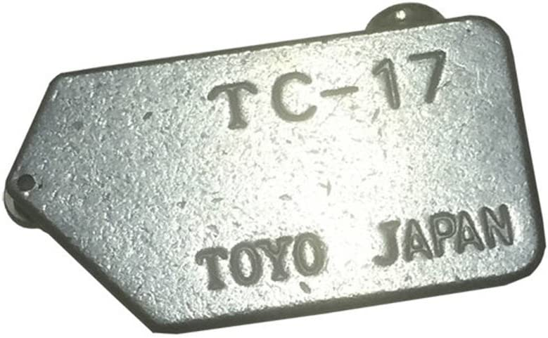 Toyo Large Replacement Cutter Head TC17