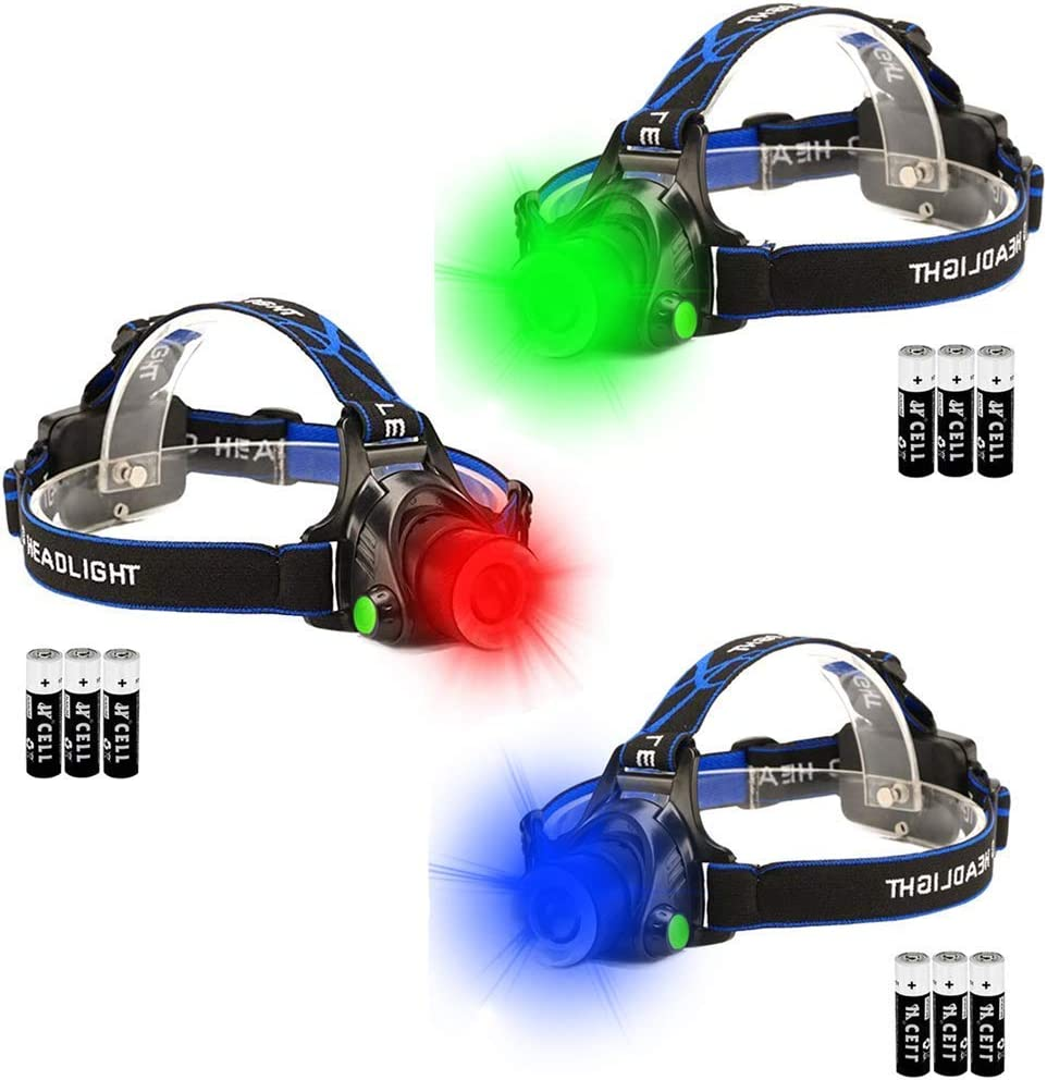 The Ranking TOP3 Ultimate Hunting Kit - Green with 67% OFF of fixed price Light Headlamp Bundle Red