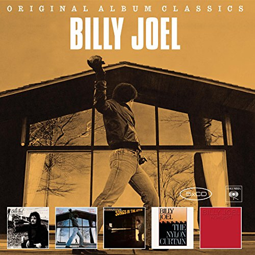 Billy Joel - 5cd Original Album Classics - 5cd Sl Ipcase - Zortam Music