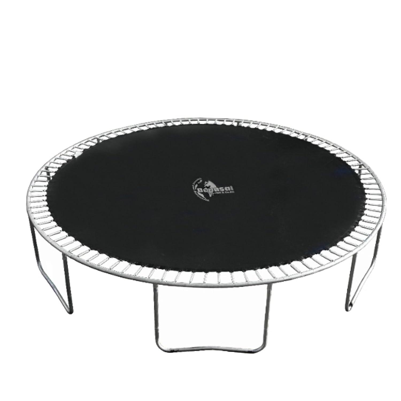 Sprungtuch Sprungmatte mit 88 Ösen für Trampolin 427 bis 430 cm mit 165 mm Federn