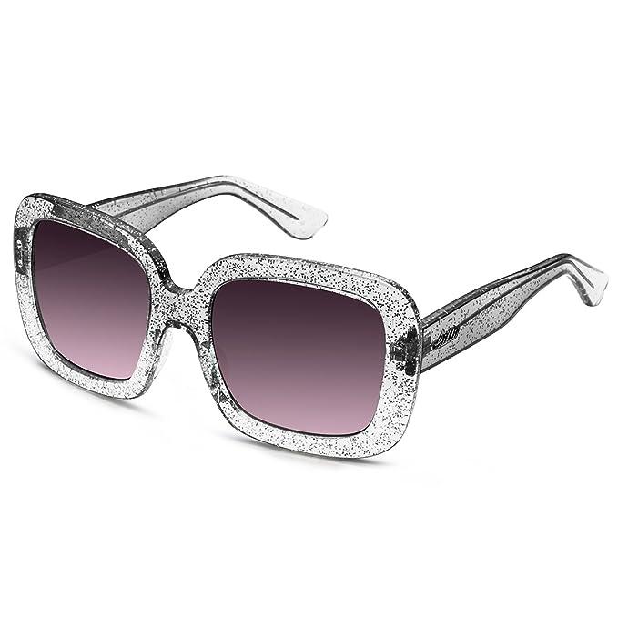 Amazon.com: aiblii polarizadas anteojos de sol para mujer ...