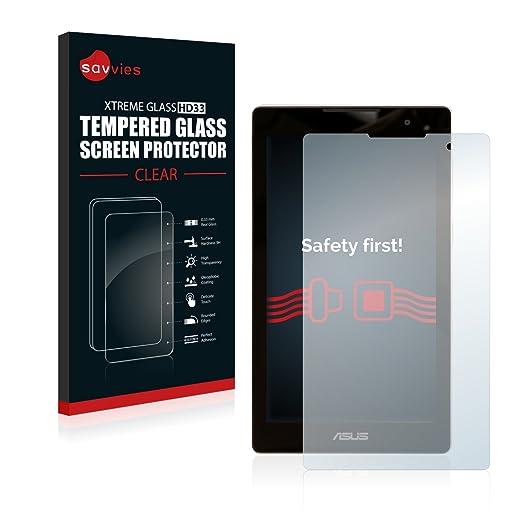 6 opinioni per Savvies Vetro per Asus ZenPad C 7.0 Z170CG Pellicola Vetro Temperato, Vetro