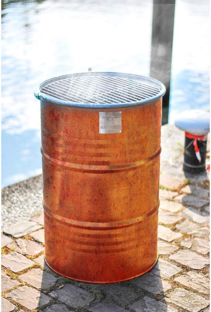 Barrelkings BARRELQ CORTEN