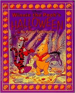 Disneys Winnie The Poohs Halloween Bruce Talkington