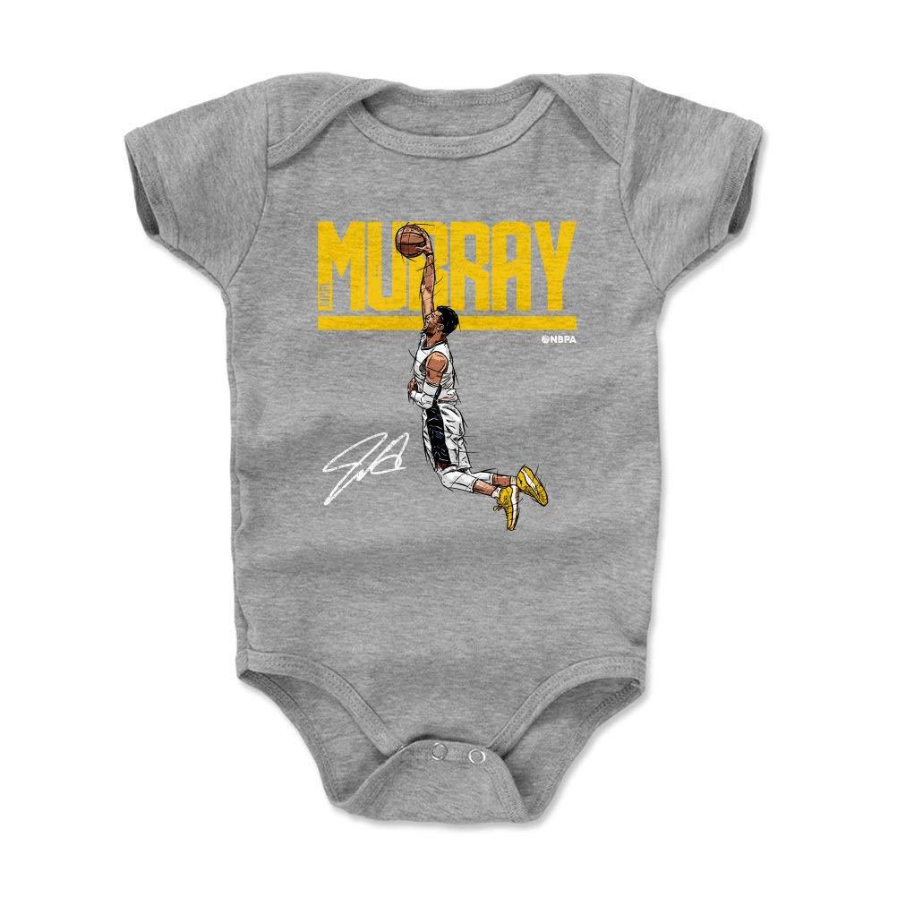 500 LEVEL Jamal ヘザーグレー Murray デンバーバスケットボールベビー服&ワンジー Murray (3-6、6-12、12-18、18-24ヶ月) Jamal - Jamal Murray Hyper B07JNF7FWZ ヘザーグレー 3-6 Months, ポタリーN:83fb0759 --- itxassou.fr