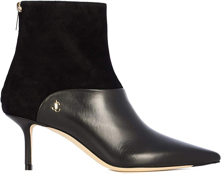 JIMMY CHOO Luxury Fashion Womens Ankle Boots Winter Black
