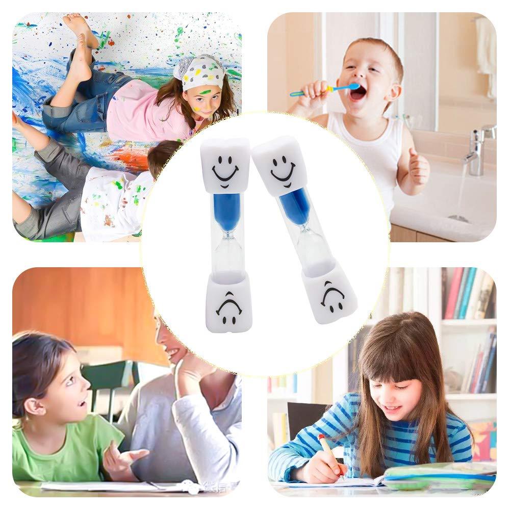 Kinderzahnb/ürsten-Timer f/ür Kinder STONCEL Sanduhr 1 Minute //3 Minuten//5 Minuten //10 Minuten //20 Minuten //30 Minuten Die Spiele spielen Klassenzimmer-K/üche-B/üro-Dekoration