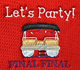"""Specially Dish Drying Mat, Pontoon Boat, Party Boat Dish Mat, Coffeepot Mat, Nautical, Top Quality Schroeder & Tremayne 16""""x18"""", Machine Wash/Dry, Opt Pontoon Colors, Mat Colors (Option to add name)"""
