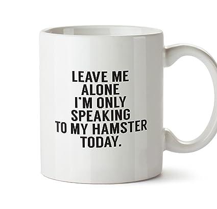 Afbeeldingsresultaat voor im only talking to my hamster