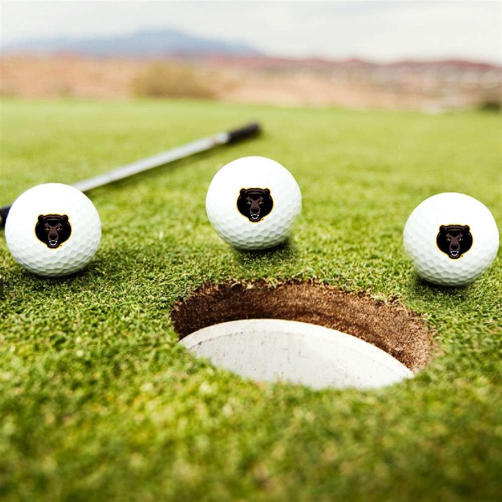 Baylor Bears Golf Balls – 3のセット B07111W2DP