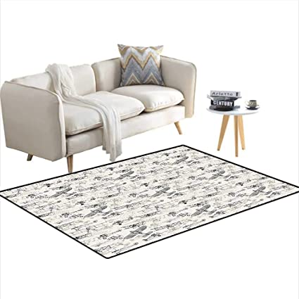 Africanfade Tapis Antiderapant Patchwork Style Asiatique