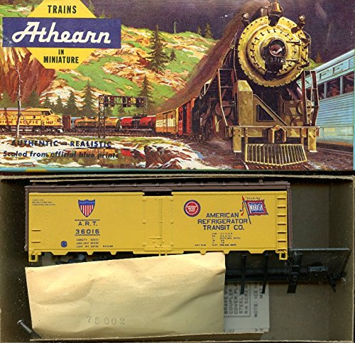 Athearn 1:87 HO Scale 40 FT Reefer Refrigerator Transit