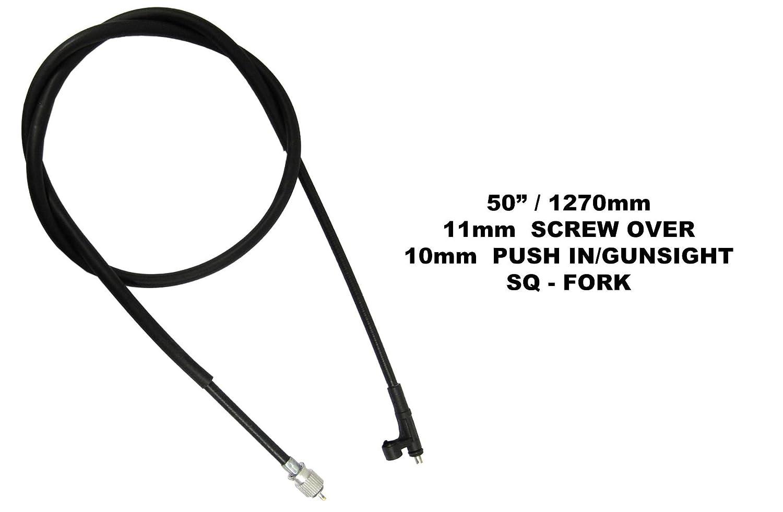 Honda XRV 750 Speedo Cable 1990-2000